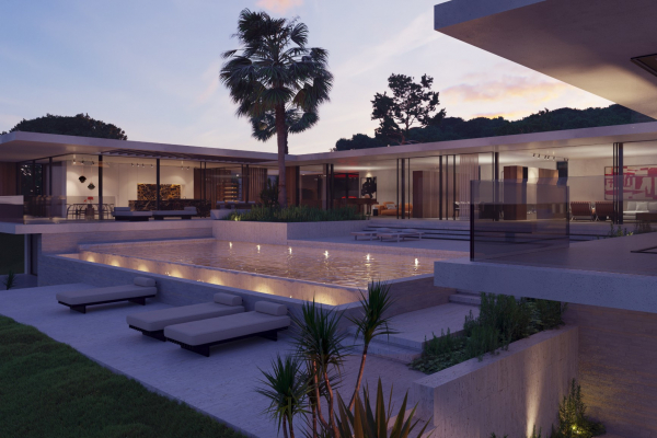 5 Bedroom, 5 Bathroom Villa For Sale in Marbella Club, Benahavis